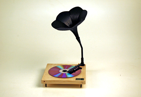Phonograph CD Player
